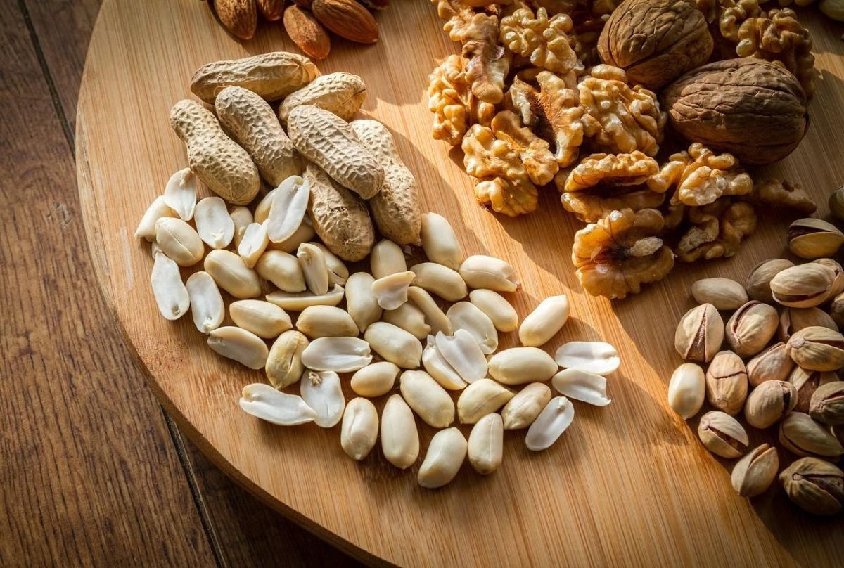 "Peanuts, the ""dried fruit"" beneficial for the brain and richer in protein 
