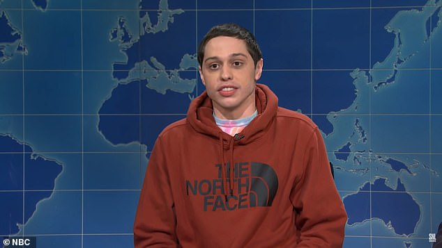 Pete Davidson blasts Staten Island bar owner and his supporters as 'babies'