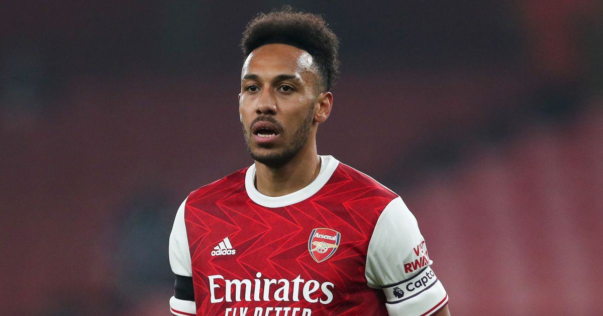 Pierre-Emerick Aubameyang sends message to Arsenal teammates over Tottenham