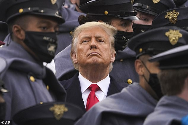 President Trump plans 'wild' protest for January 6th – the day Congress counts electoral votes