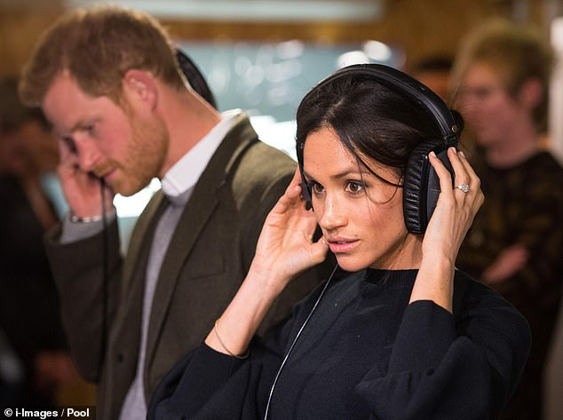 Prince Harry and Meghan Markle's first episode of their £30m podcast ranked below whale noises