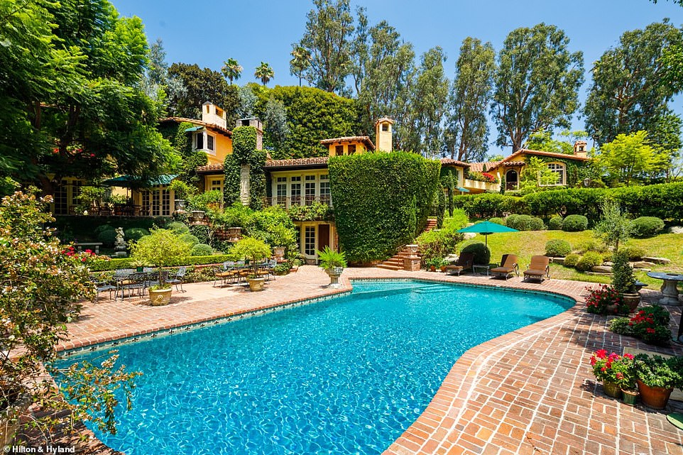 Priscilla Presley sells off her palatial Beverly Hills mansion for $13 million