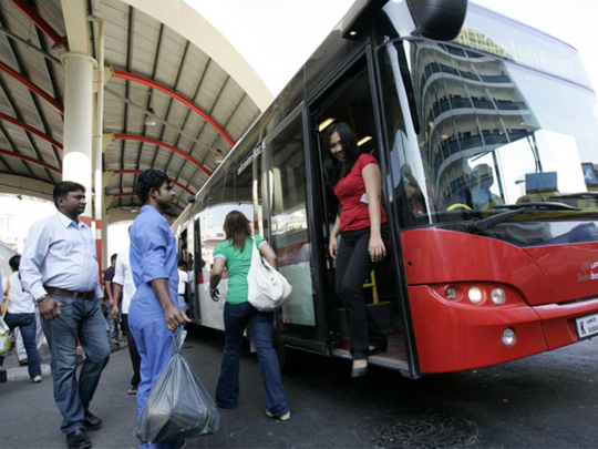 Private sector can now have naming rights for five Dubai bus stations