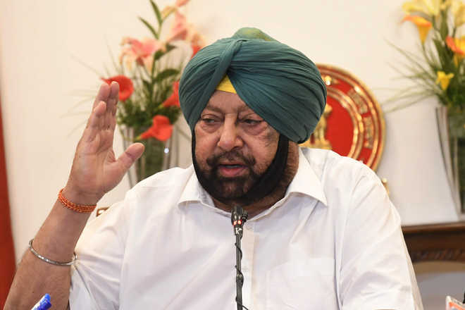 Punjab CM restricts indoor gatherings to 100, outdoor to 250; extends night curfew till Jan 1