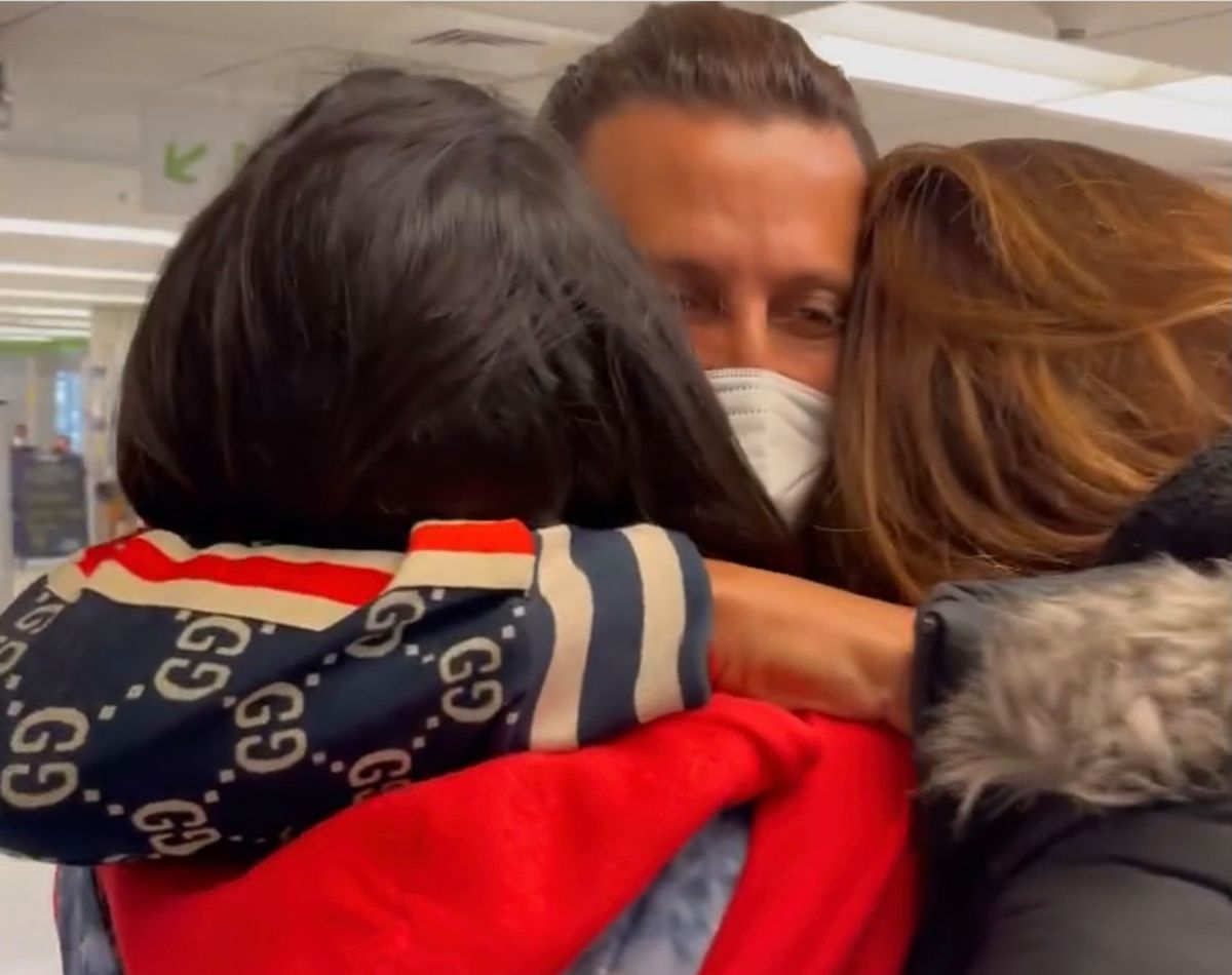 Quique Usales received a surprise gift that will bring tears to your eyes | The State