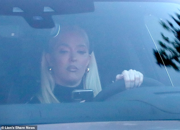 RHOBH star Erika Jayne is seen WITHOUT her wedding ring after separating from Tom Girardi