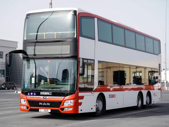 RTA to resume two bus routes between Dubai and Sharjah from Sunday