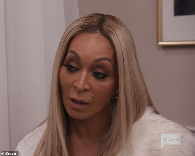 Real Housewives Of Potomac: Karen Huger walks out of own event after Monique Samuels invite drama
