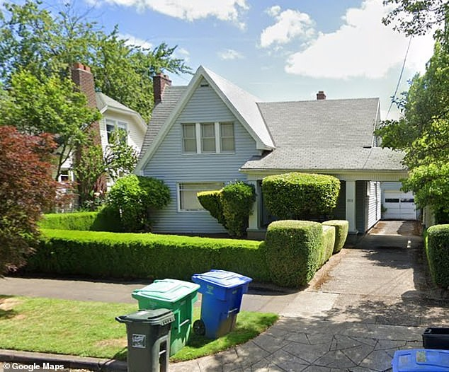 'Red House' family in Portland staying at newly revealed second home