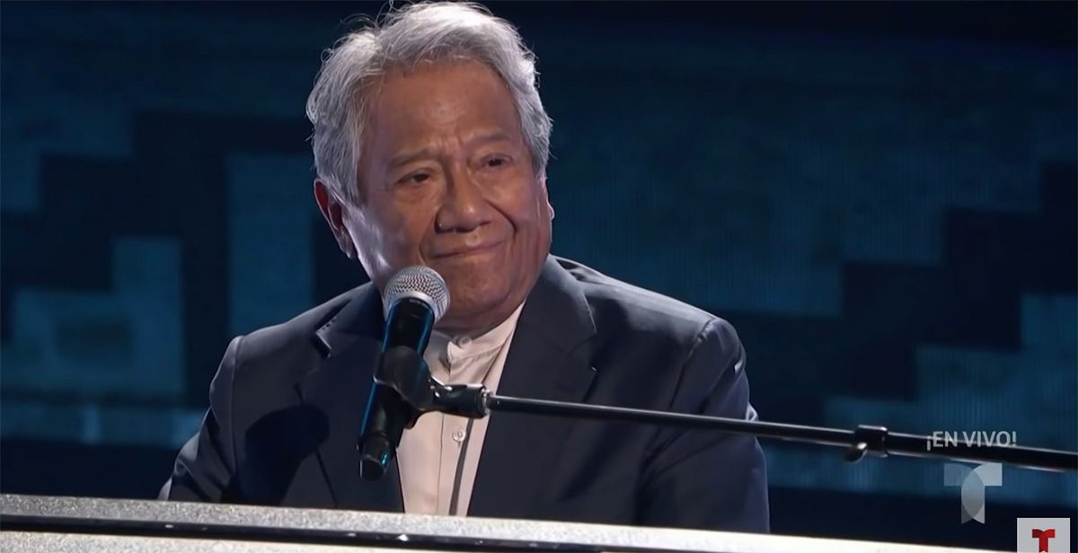 Relive the tribute at the Billboard Awards to Armando Manzanero | The State