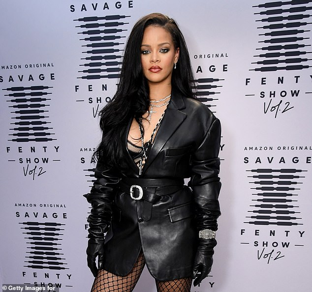 Rihanna sued by German father-daughter duo King Khan and Saba Lou