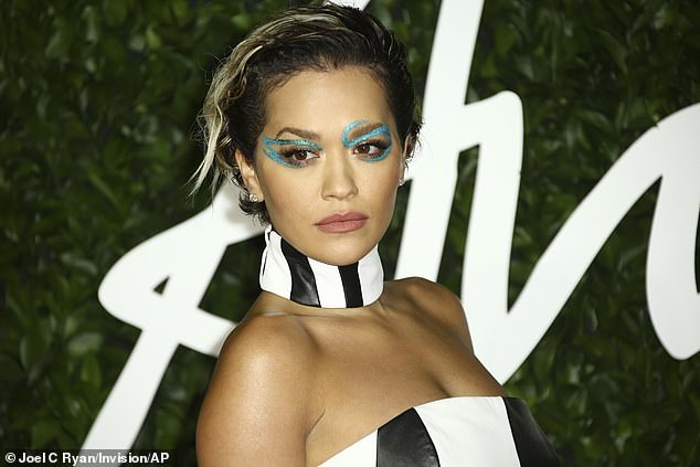 Rita Ora claimed to be celebrating her 30th quietly in interview before lockdown-flouting birthday