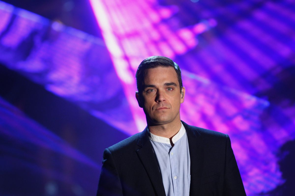 Robbie Williams Reveals The Terrifying Moment He Found Out He Was The Target Of A Hitman | The State