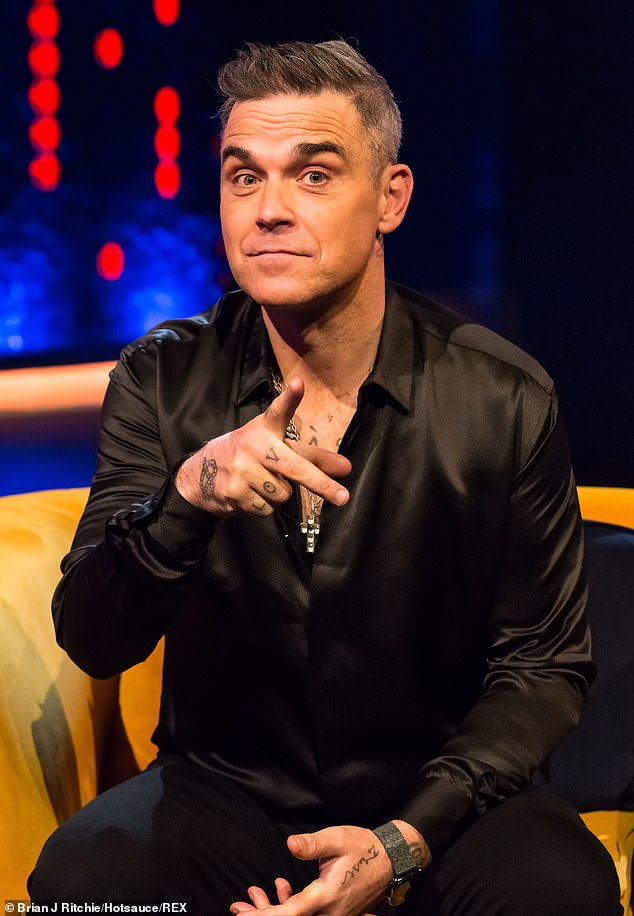 Robbie Williams nearly DIED from mercury and arsenic poisoning