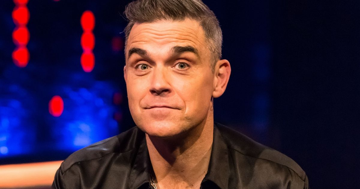 Robbie Williams 'raked in £19.8m in one year' despite quitting lucrative TV role