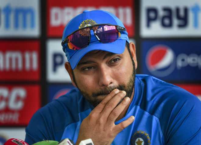 Rohit Sharma clears fitness test ahead of Australia Test series