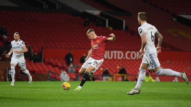 Man Utd's Scott McTominay reminded Gary Neville of Roy Keane and Paul Scholes