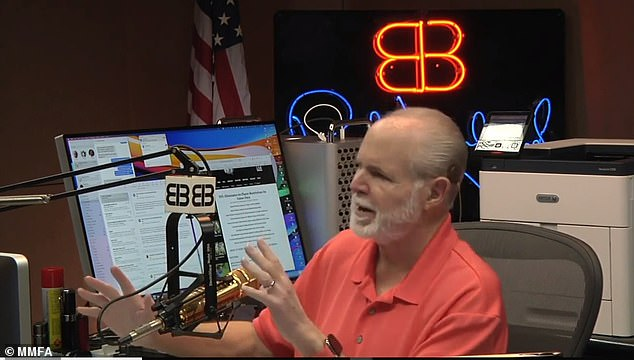 Rush Limbaugh says Trump supporters are coming across as 'kooks' in efforts to overturn election