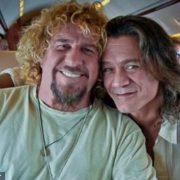 Sammy Hagar on his final phone call with late bandmate Eddie Van Halen: 'It was a beautiful thing'