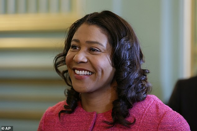 San Francisco mayor London Breed dined at French Laundry restaurant after Gov. Newsom