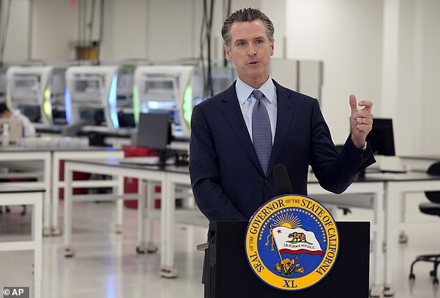 San Mateo County won't enforce Gov. Gavin Newsom's new stay-at-home orders