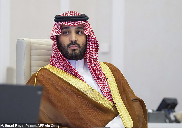 Saudi princes are split over peace deal recognising Israel