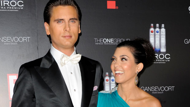 Scott Disick Thanks Kourtney Kardashian For Being 'The Best Baby Maker In Town': 'I Love You'