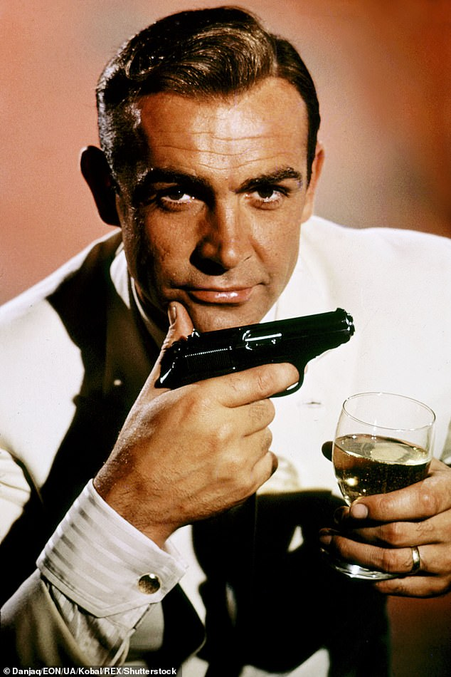 Sean Connery's gun from first James Bond film makes $256K at auction