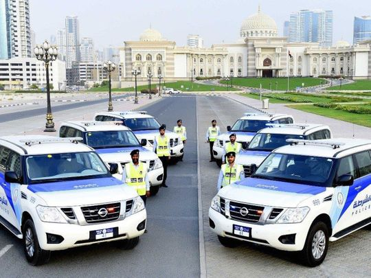 Sharjah Police cut response time to emergency situations to 6.3 minutes