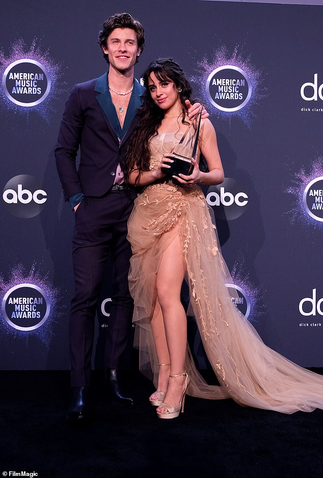 Shawn Mendes and Camila Cabello release Christmas song with proceeds benefiting Feeding America