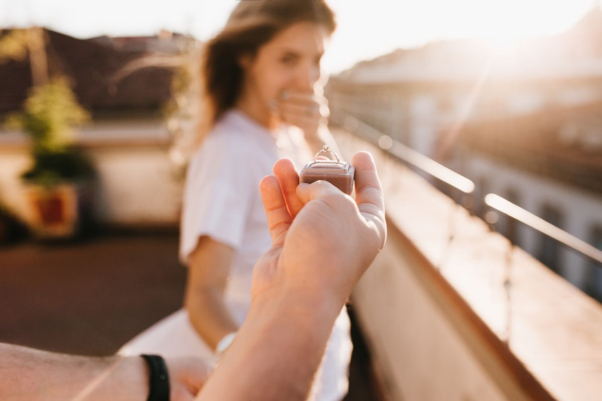 She ends up hitting her boyfriend when he asked her to marry him | The State