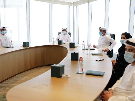 Sheikh Hamdan approves 2021 agenda of Executive Council of Dubai