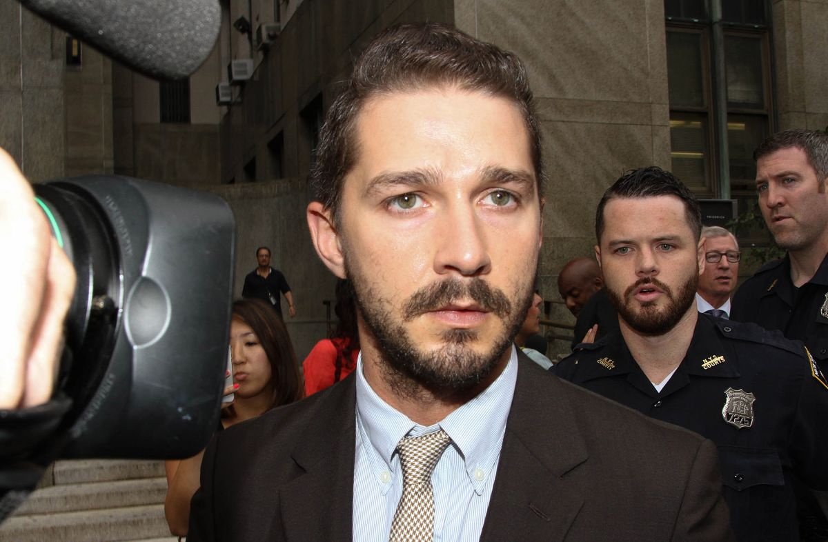 Shia LaBeouf is accused by his ex-girlfriend FKA Twigs of sexual assault, attempted suffocation and beatings | The State