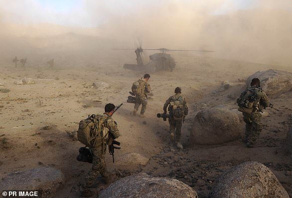 Sixty SAS soldiers 'will quit' in protest at squadron being disbanded over 'war crimes' report