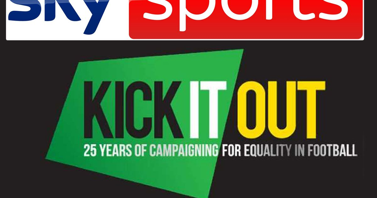 Sky Sports sign staggering £3m deal to back anti-racism watchdogs Kick It Out