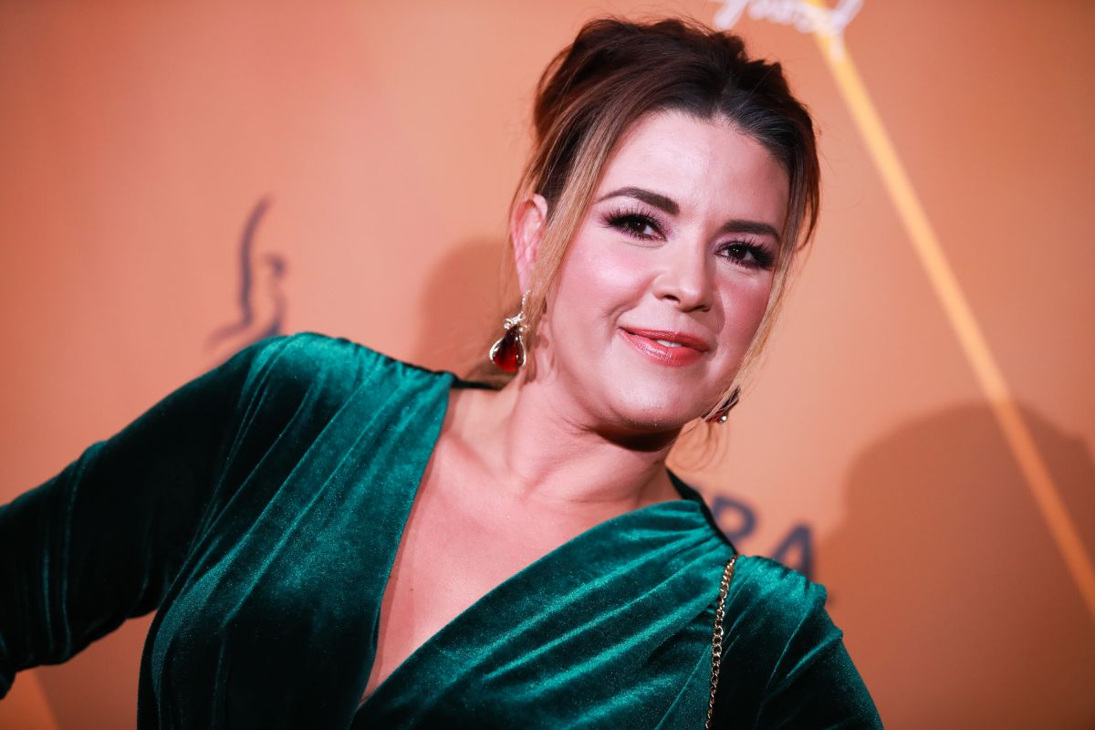 Social networks surrender to the beauty of the daughter, Dinorah Valentina, of Alicia Machado | The State