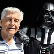 Star Wars star David Prowse is laid to rest