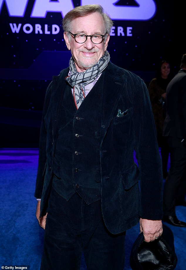 Steven Spielberg gets a restraining order against an alleged stalker