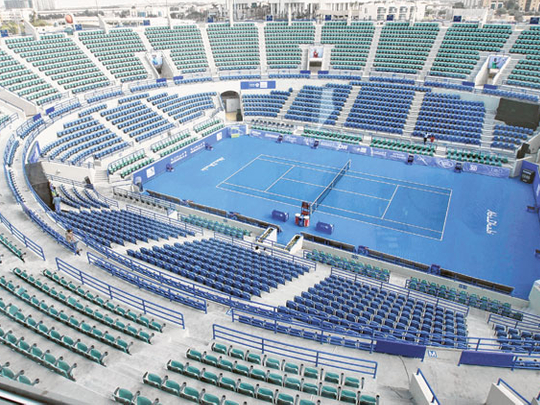 Tennis: Ball kids to have special training for Abu Dhabi WTA Women's Tennis Open