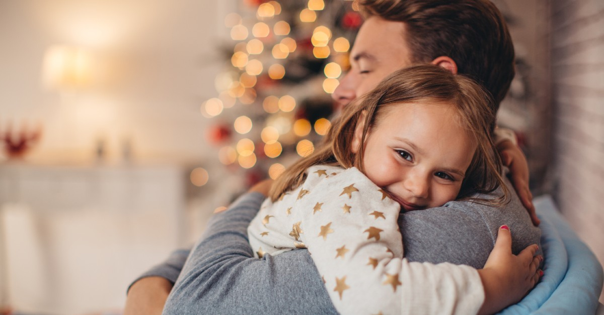 The 25 Rules of Christmas. Love, Dad