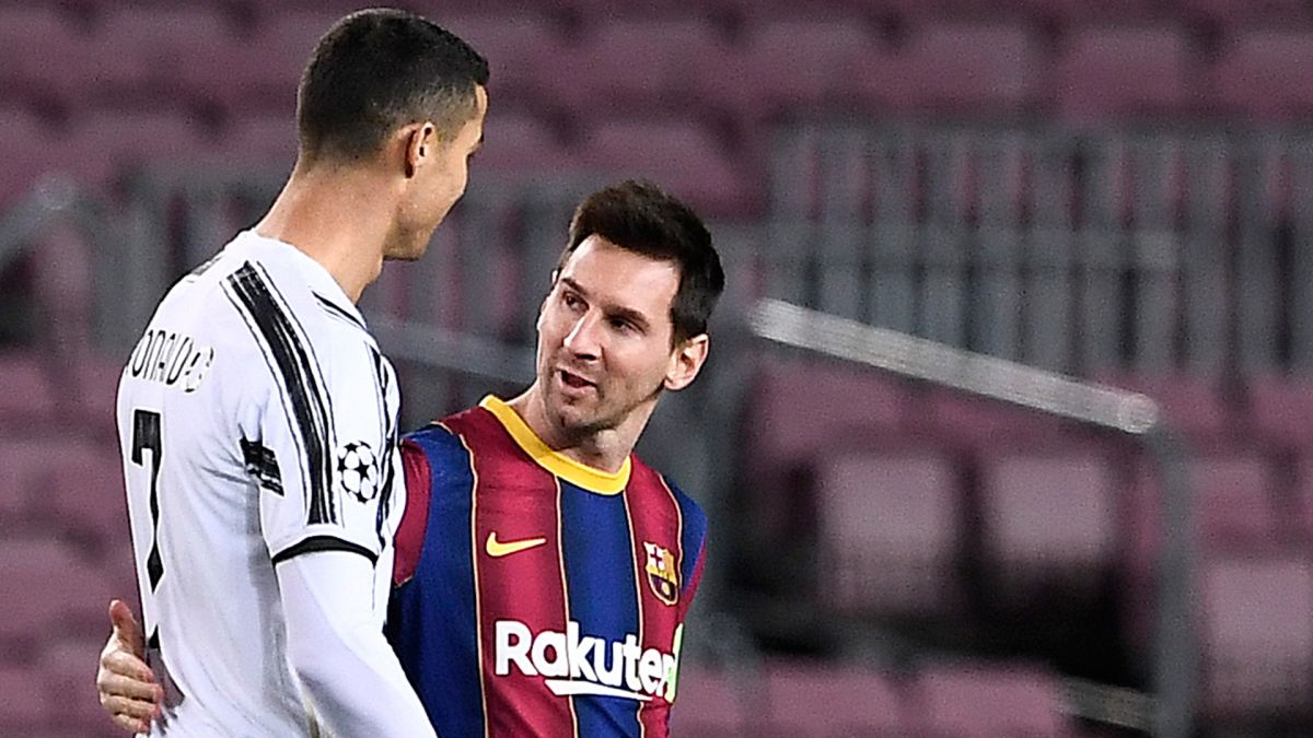 The Christmas messages of Leo Messi and Cristiano Ronaldo | The State