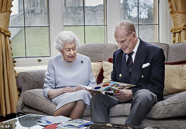 The Queen feels 'this is the year for family to enjoy Christmas with loved-ones' and 'not feel torn'