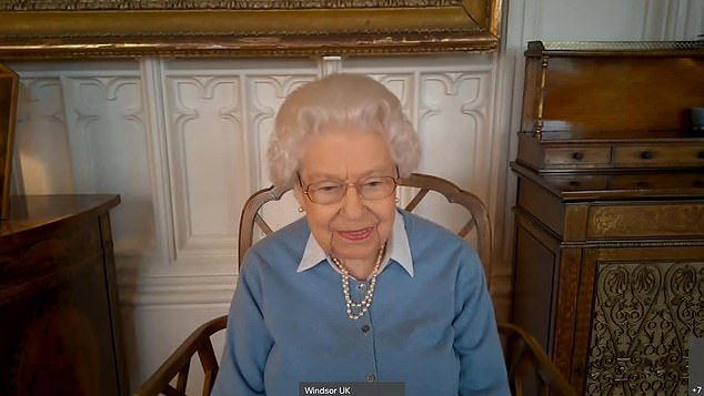 The Queen pays virtual visit to KPMG for their 150th anniversary