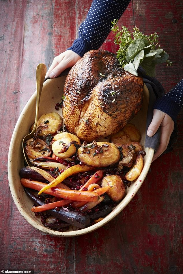 The festive recipes for ALL dietary needs