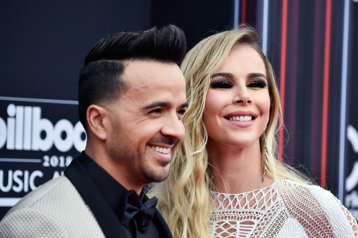 The great beauty of Mikaela, the daughter of Luis Fonsi and Águeda López, surprises and captivates | The State
