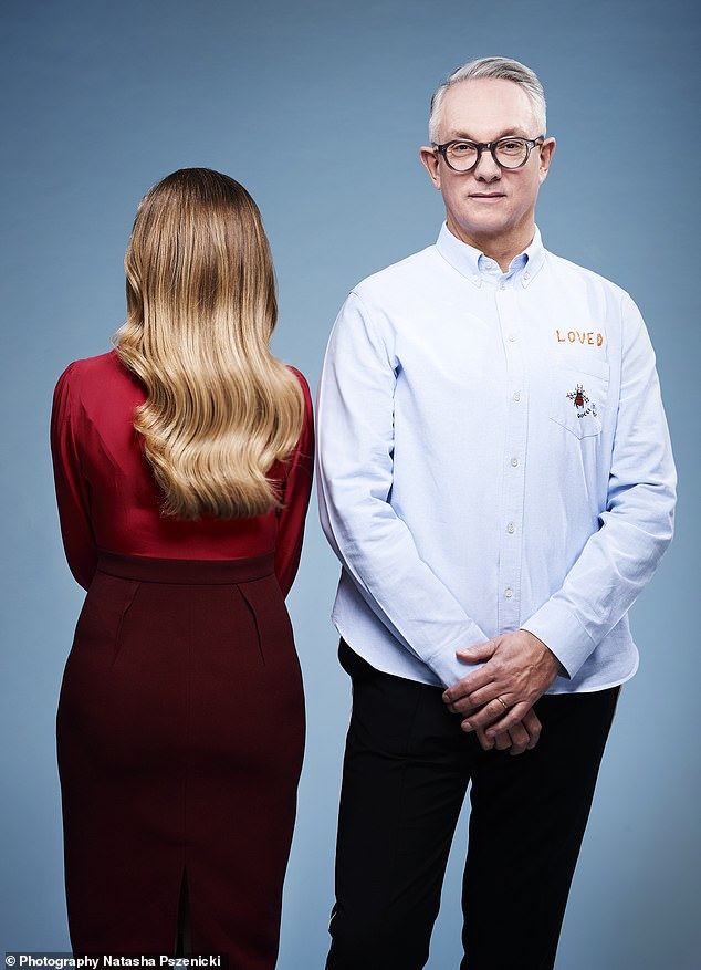 The man who saves our locks when the salons shut:Josh Wood a hero for midlife women everywhere
