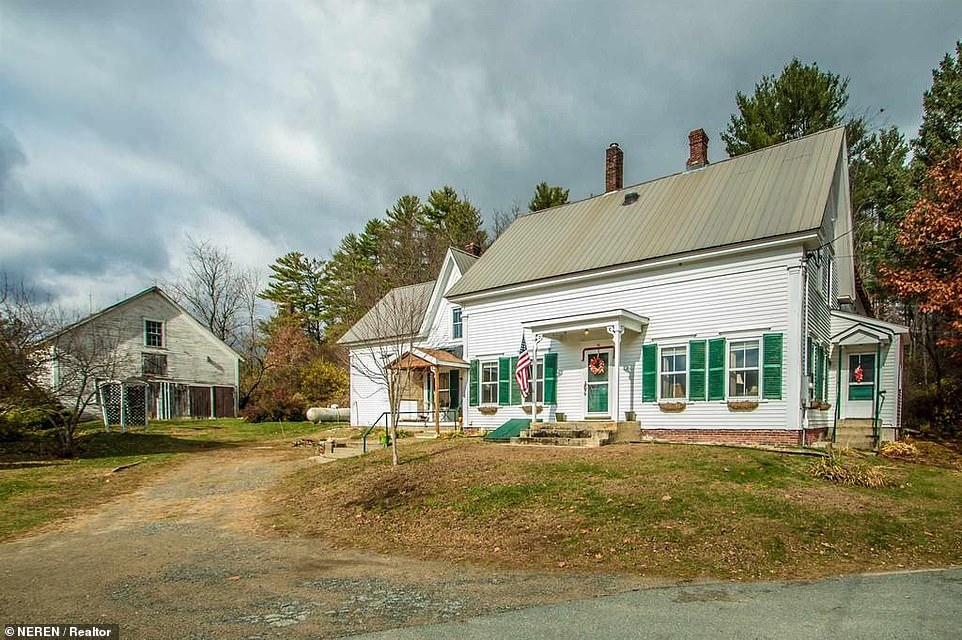 The quaint Vermont cottage with JAIL CELLS in the basement defunct since 1969