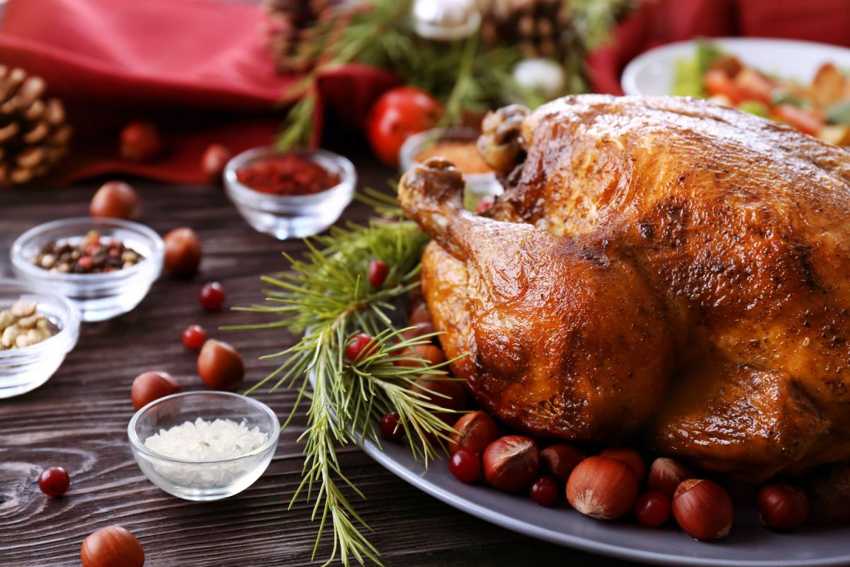 The secret of an international chef so that your turkey is perfect for Christmas | The State