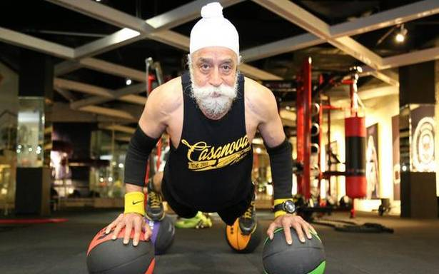 These senior citizens prove weight training is not just a young man's game