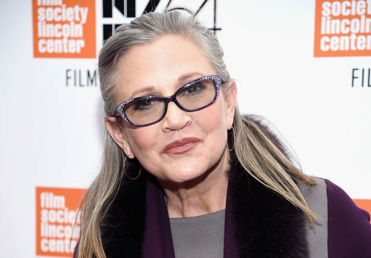 Thus they remembered Carrie Fisher on social networks four years after her death | The State